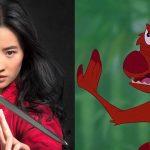 Mushu en muziek toch onderdeel van Disney's Mulan