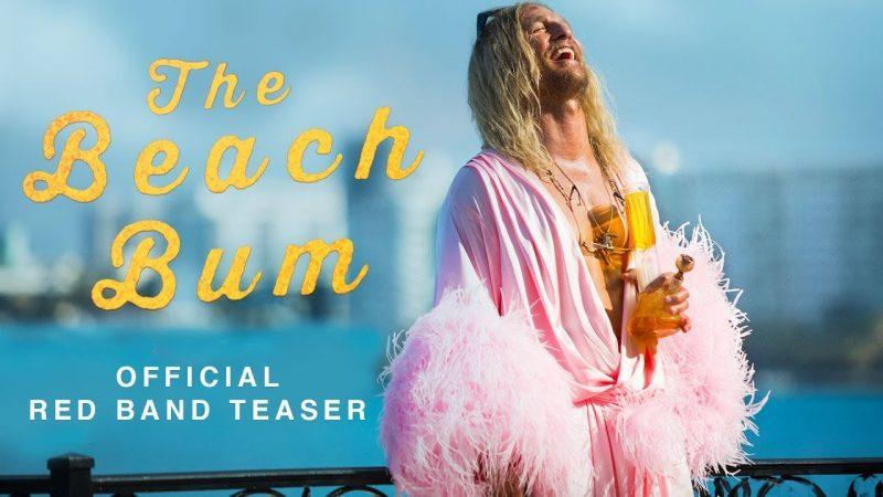 The Beach Bum trailer met Matthew McConaughey als Moondog