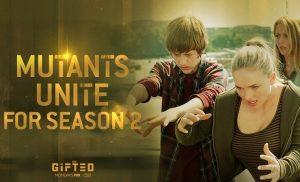 The Gifted seizoen 2