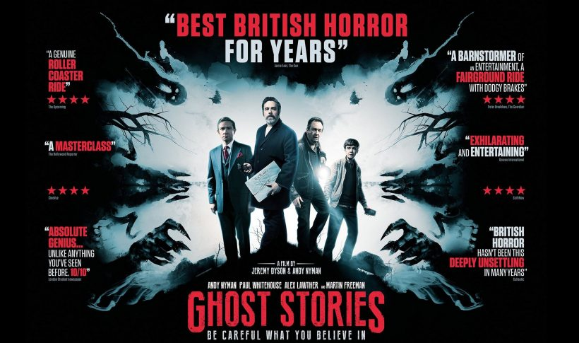 Recensie | Ghost Stories (Raymond Doetjes)