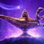Eerste poster voor Disney's live-action Aladdin