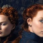 Mary Queen of Scots personage posters