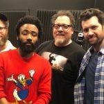 Jon Favreau deelt nieuwe behind-the-scenes foto van The Lion King