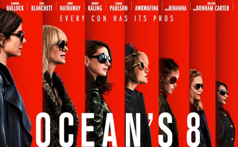 Winactie | Ocean's 8