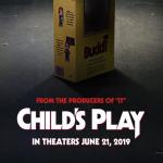 Nieuwe poster voor Child's Play remake
