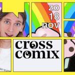 Alles omtrent strips op Cross Comix in Rotterdam