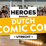 Blog | De COMIC in Heroes Dutch Comic Con (Immy Verdonschot)