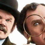 Nieuwe poster Holmes & Watson met Will Ferrell & John C. Reilly