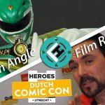 Interview Jason David Frank | Dutch Comic Con 2018
