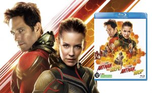 Ant-Man and the Wasp DVD/blu-ray