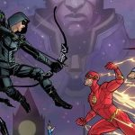 The CW's Elseworlds cross-over krijgt een stripboek-stijl poster