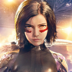 Nieuwe poster voor Alita: Battle Angel