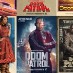 Trailer en premièredatum DC Universe's Doom Patrol