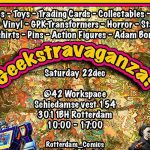 22 december Geekstravaganza in Rotterdam