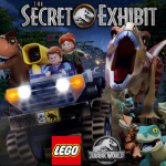 LEGO Jurassic World: The Secret Exhibit trailer