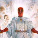 Nieuwe poster voor Once Upon a Deadpool