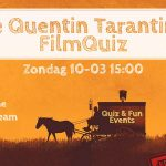 De Quentin Tarantino FilmQuiz in Den Bosch!