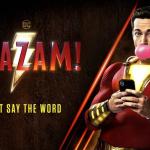 Nieuwe poster voor DC's superheldenfilm Shazam!