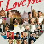 Berlin, I Love You poster met Keira Knightley