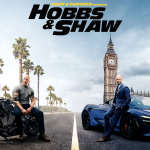 Eerste poster Fast & Furious Presents: Hobbs & Shaw