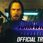 Eerste trailer voor John Wick 3: Parabellum
