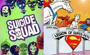 Suicide Squad 2 en DC Super Pets