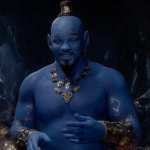 Blauwe Will Smith in nieuwe Aladdin teaser