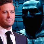 Wordt Armie Hammer de nieuwe Batman?