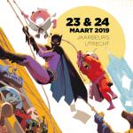 Heroes Dutch Comic Con lanceert de officiële poster van de komende editie