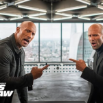 Statham & Johnson herenigd in Hobbs & Shaw Super Bowl tv-spot
