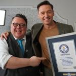 Hugh Jackman verrast met Guinness World Records voor 16-jarige Wolverine-carrière