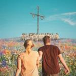 Teaser en poster voor horror-film Midsommar