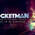 Eerste poster voor biopic Rocketman
