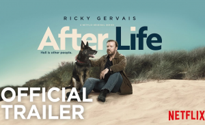 After Life met Ricky Gervais