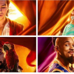 Nieuwe personage posters voor Aladdin