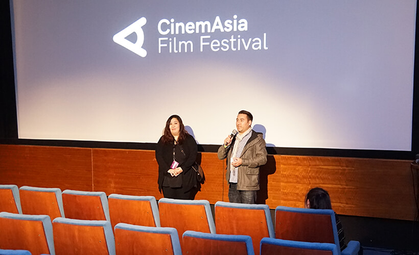 Cinemasia 2020