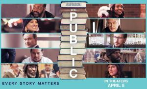 Emilio Estevez's The Public