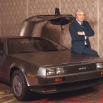 Eerste foto van Alec Baldwin als DeLorean in Framing John DeLorean