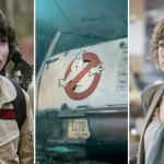 Finn Wolfhard en Carrie Coon rol in Ghostbusters 3