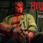Nieuwe tv-spots voor Hellboy