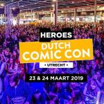 Blog | Het is weer tijd voor… Heroes Dutch Comic Con! (Immy Verdonschot)
