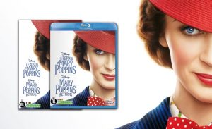Mary Poppins Returns DVD/Blu-ray