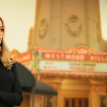 Margot Robbie als Sharon Tate op poster voor Quentin Tarantino's Once Upon a Time in Hollywood