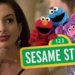 Sesamstraat-film met Anne Hathaway verschijnt in 2021