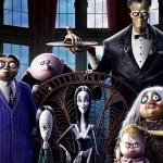 Eerste poster voor The Addams Family