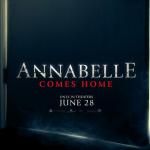 Nieuwe poster voor Annabelle Comes Home