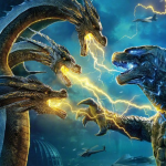 Nieuwe posters voor Godzilla II King Of The Monsters