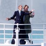 Celine Dion en James Corden recreëren Titanic in Carpool Karaoke
