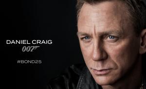 Daniel Craig moet Bond 25