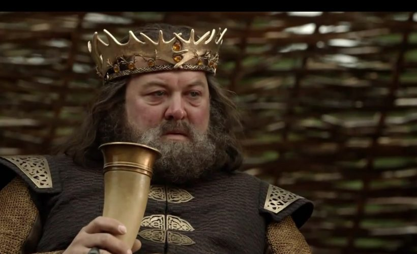 Mark Addy Robert Baratheon